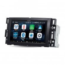 Alpine Hummer H2 CarPlay AndroidAuto Multimedya Sistemi