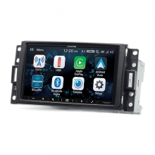 Alpine Hummer H3 CarPlay AndroidAuto Multimedya Sistemi