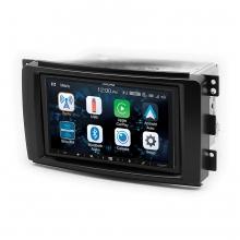 Alpine Smart Fortwo Forfour CarPlay AndroidAuto Multimedya Sistemi