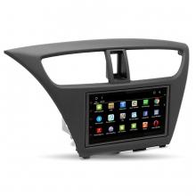 Honda Civic HB Android Navigasyon ve Multimedya Sistemi