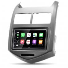JVC Chevrolet Aveo CarPlay AndroidAuto Multimedya Sistemi