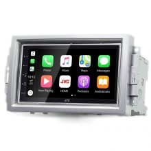 JVC CHRYSLER 300C JEEP Grand Cherokee CarPlay AndroidAuto Multimedya Sistemi