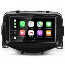 JVC Citroen C1 CarPlay AndroidAuto Multimedya Sistemi