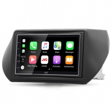 JVC CITROEN Nemo PEUGEOT Bipper FIAT Fiorino CarPlay AndroidAuto Multimedya Sistemi