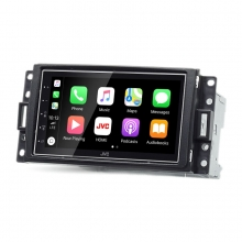 JVC Hummer H3 CarPlay AndroidAuto Multimedya Sistemi