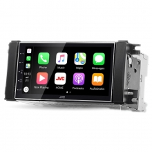 JVC JEEP Commander Compass Grand Cherokee CarPlay AndroidAuto Multimedya Sistemi