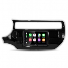 JVC Kia Rio Double CarPlay AndroidAuto Multimedya Sistemi