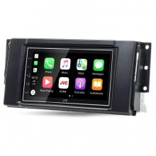 JVC Land Rover Freelander Discovery Range Double CarPlay AndroidAuto Multimedya Sistemi