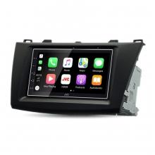 JVC Mazda 3 Double CarPlay AndroidAuto Multimedya Sistemi
