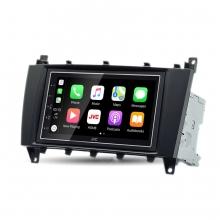 JVC MERCEDES C Class W203 W209 W463 Double CarPlay AndroidAuto Multimedya Sistemi