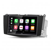 JVC MERCEDES C Class W204 Double CarPlay AndroidAuto Multimedya Sistemi