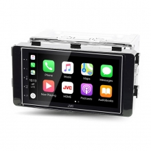 JVC Mitsubishi L200 Double CarPlay AndroidAuto Multimedya Sistemi