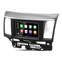 JVC Mitsubishi Lancer Double CarPlay AndroidAuto Multimedya Sistemi
