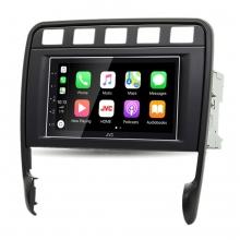 JVC PORSCHE Cayenne CarPlay AndroidAuto Multimedya Sistemi