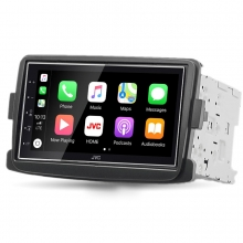JVC Renault Captur Dacia Duster CarPlay AndroidAuto Multimedya Sistemi