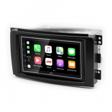 JVC Smart Fortwo Forfour CarPlay AndroidAuto Multimedya Sistemi