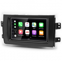 JVC SUZUKI SX4 CarPlay AndroidAuto Multimedya Sistemi