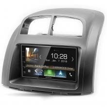 Kenwood Daihatsu Sirion CarPlay AndroidAuto Mirrorlink Multimedya Sistemi