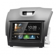 Kenwood Isuzu D-Max CarPlay AndroidAuto Mirrorlink Multimedya Sistemi