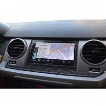 Kenwood Land Rover Discovery 3 CarPlay AndroidAuto Mirrorlink Multimedya Sistemi