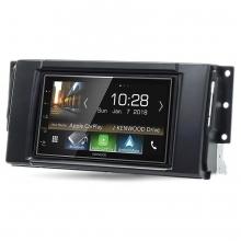 Kenwood Land Rover Freelander Discovery Range CarPlay AndroidAuto Mirrorlink Multimedya Sistemi