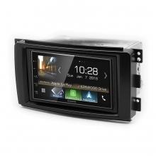 Kenwood Smart Fortwo Forfour Carplay AndroidAuto Mirrorlink Multimedya Sistemi