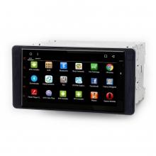 Mixtech Asx Outlander 4007 Android Navigasyon ve Multimedya Sistemi 7 inç Double Teyp