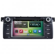 Mixtech BMW E46 Android Navigasyon ve Multimedya Sistemi 7 inç Double Teyp