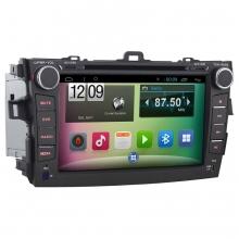 Mixtech Corolla Android Navigasyon ve Multimedya Sistemi 8 inç Double Teyp