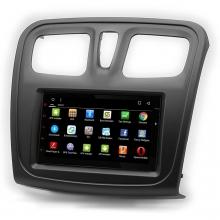 Mixtech Dacia Logan Sandero Android Navigasyon ve Multimedya Sistemi 7 inç Double Teyp