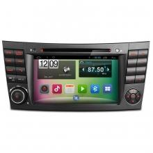 Mixtech E200 W211 Android Navigasyon ve Multimedya Sistemi 7 inç Double Teyp