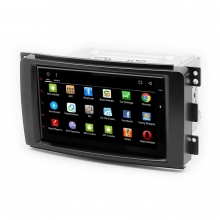 Mixtech Fortwo Android Navigasyon ve Multimedya Sistemi 7 inç Double Teyp
