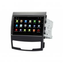 Mixtech Korando Android Navigasyon ve Multimedya Sistemi 7 inç Double Teyp