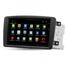 Mixtech MERCEDES C-Class W203 Vito Viano Android Navigasyon ve Multimedya Sistemi 7 inç Double Teyp