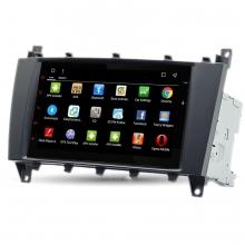 Mixtech MERCEDES C Class W203 W209 W463 Android Navigasyon ve Multimedya Sistemi 7 inç Double Teyp
