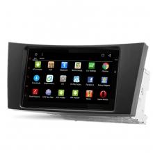 Mixtech MERCEDES E-Class W211 Android Navigasyon ve Multimedya Sistemi 7 inç Double Teyp