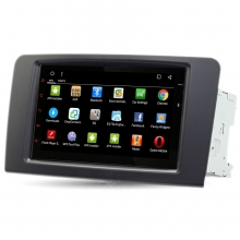 Mixtech MERCEDES M-Class W164 GL-Class X164 Android Navigasyon ve Multimedya Sistemi 7 inç Double Teyp