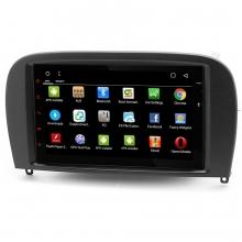 Mixtech MERCEDES SL Serisi (R230) Android Navigasyon ve Multimedya Sistemi 7 inç Double Teyp
