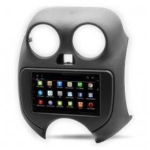 Mixtech NISSAN Micra Android Navigasyon ve Multimedya Sistemi 7 inç Double Teyp