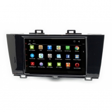 Mixtech Outback Android Navigasyon ve Multimedya Sistemi 7 inç Double Teyp