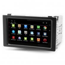 Mixtech SAAB 9-3 Android Navigasyon ve Multimedya Sistemi 7 inç Double Teyp