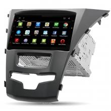 Mixtech SSANG YONG Actyon Korando Android Navigasyon ve Multimedya Sistemi 7 inç Double Teyp