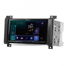Pioneer Jeep Grand Cherokee Apple CarPlay Android Auto Multimedya Sistemi