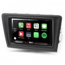 Pioneer Skoda Rapid Seat Toledo Apple CarPlay Android Auto Multimedya Sistemi 7 inç
