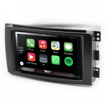 Pioneer Smart ForTwo Forfour Apple CarPlay Android Auto Multimedya Sistemi 7 inç