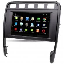 Porsche Cayenne Android Navigasyon ve Multimedya Sistemi