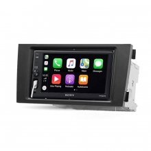 Sony Audi A6 B4 Allroad Apple CarPlay Multimedya Sistemi