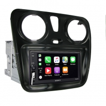 Sony Dacia Lodgy Dokker Apple CarPlay Multimedya Sistemi