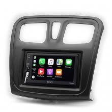 Sony Dacia Logan Sandero Apple CarPlay Multimedya Sistemi