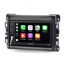 Sony Dodge Ram Apple CarPlay Multimedya Sistemi